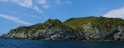 沖ノ島/和歌山県