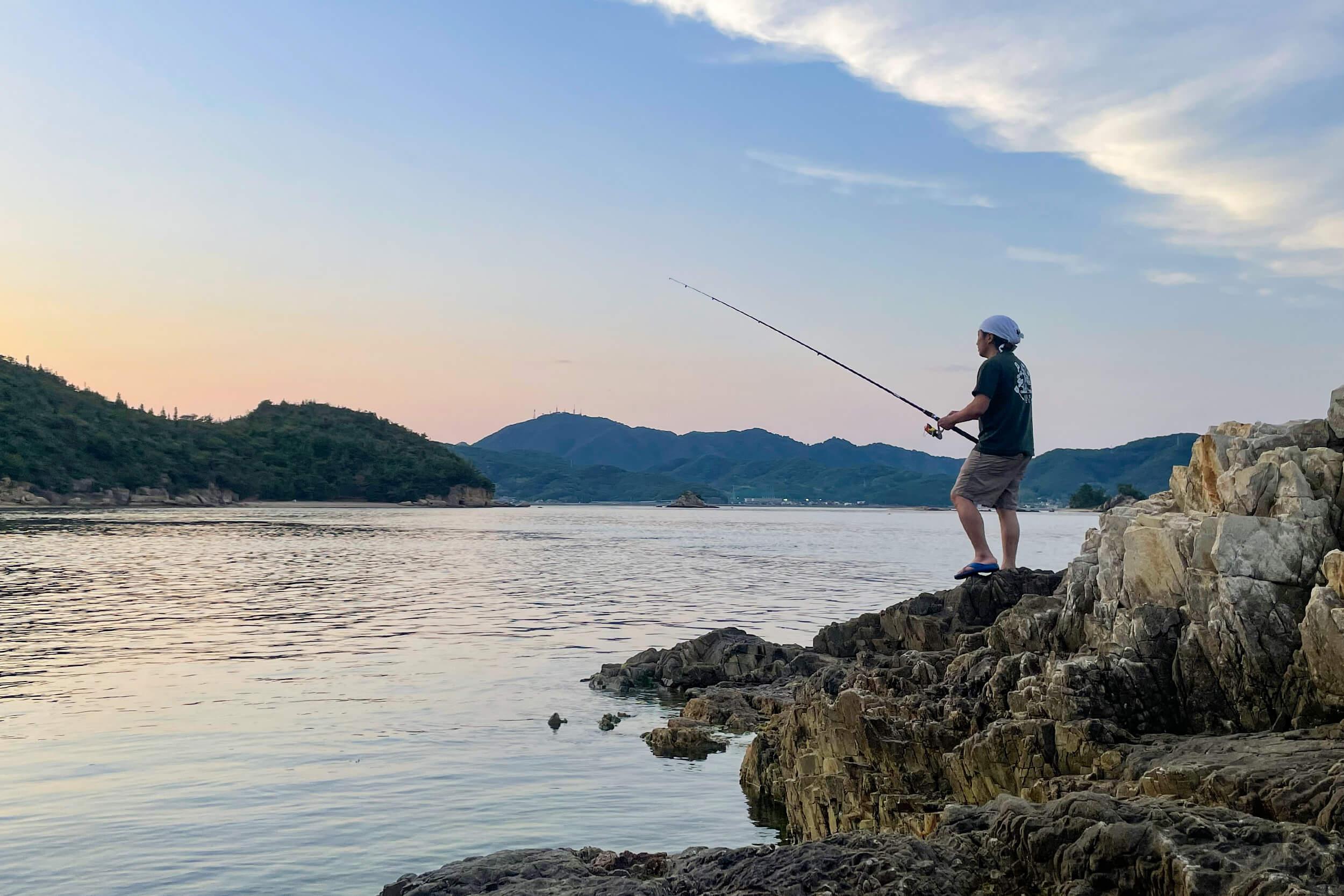 釣りを楽しんでいただけます