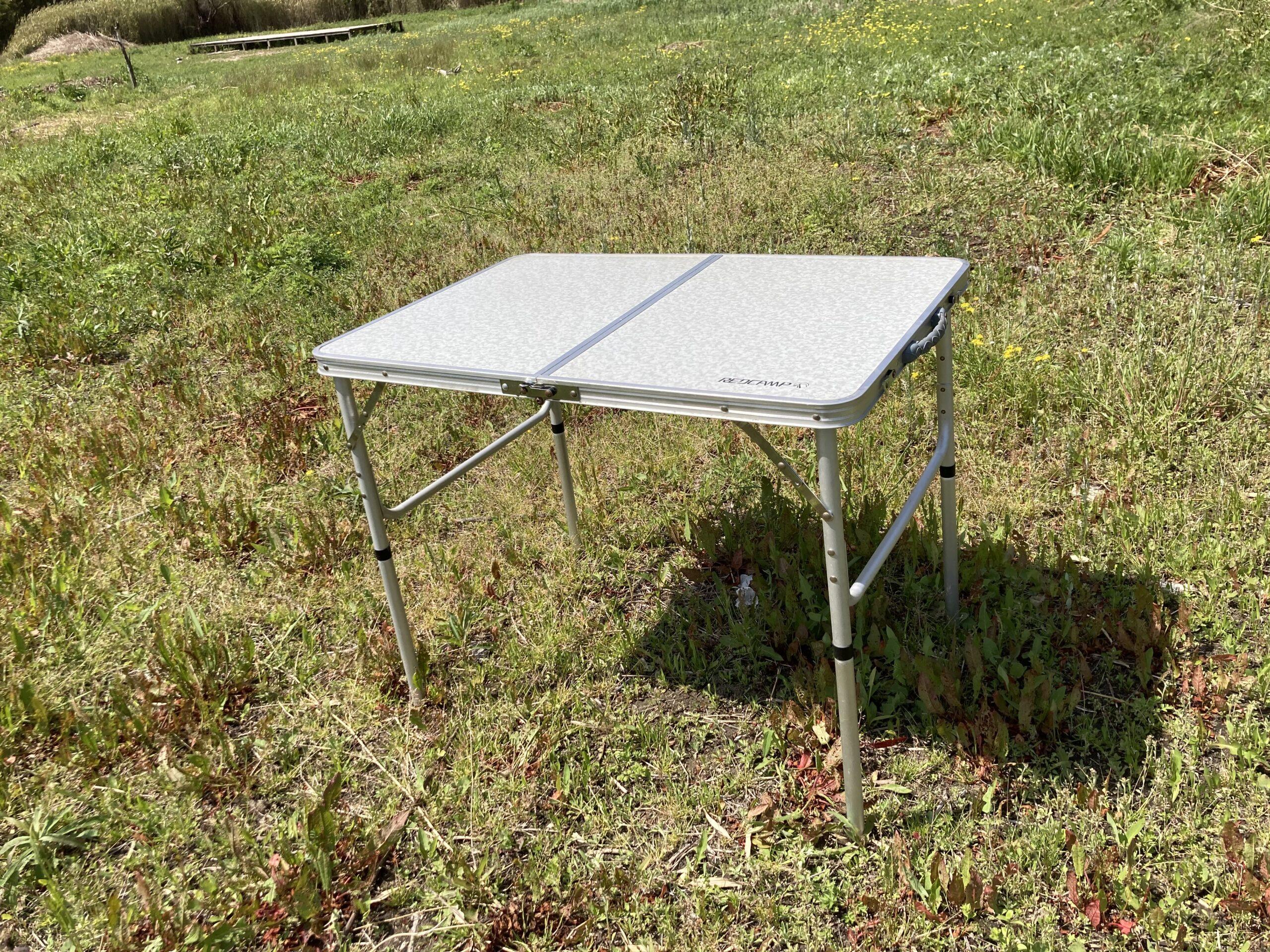 4名用テーブル(レンタル) 1,500円